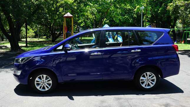 96 The Toyota Innova 2019 Philippines Overview