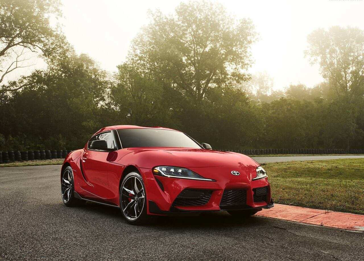 96 The Toyota Supra 2019 Performance And New Engine