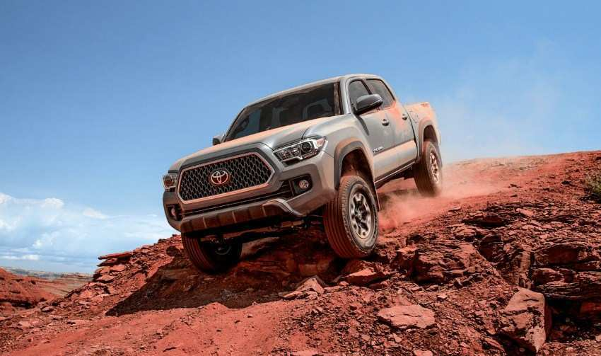 96 The Toyota Tacoma 2020 Release Date Specs