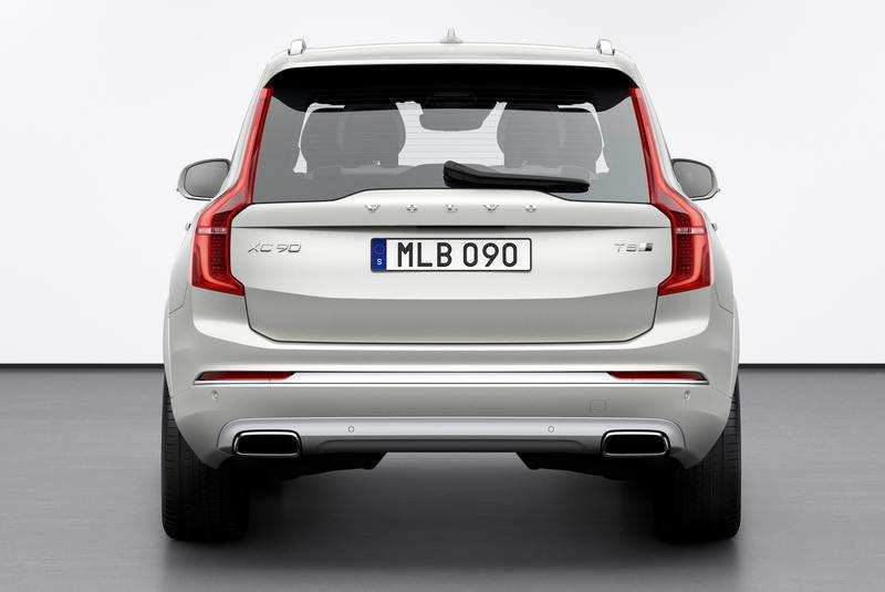 96 The Volvo New Xc90 2020 Redesign And Concept