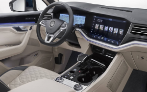 96 The Vw Touareg 2019 Interior Style