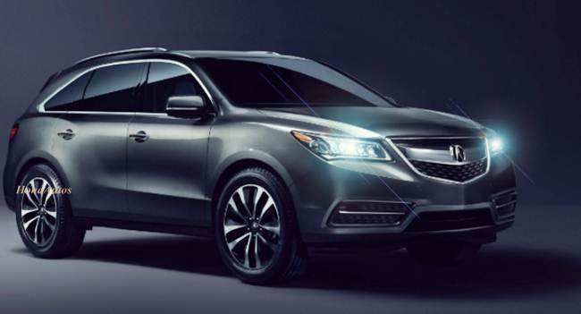 97 A 2019 Acura Mdx Rumors Style