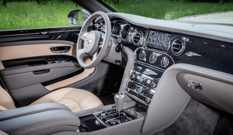 97 A 2019 Bentley Muslane Exterior And Interior