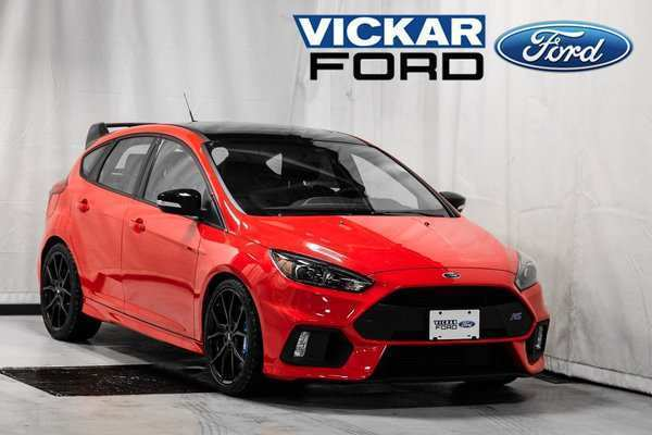 97 A 2019 Ford Focus RS History