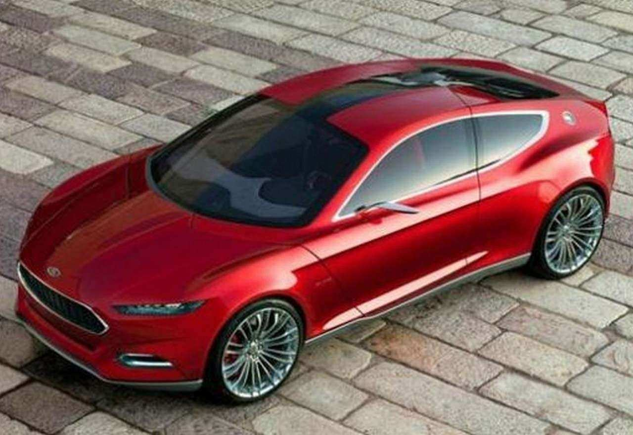 97 A 2019 Ford Thunderbird Rumors