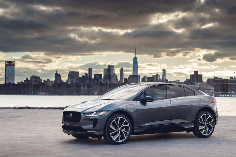 97 A 2019 Jaguar I Pace Review Engine