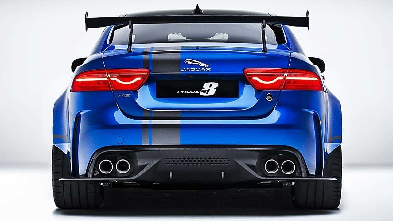 97 A 2019 Jaguar Project 8 History