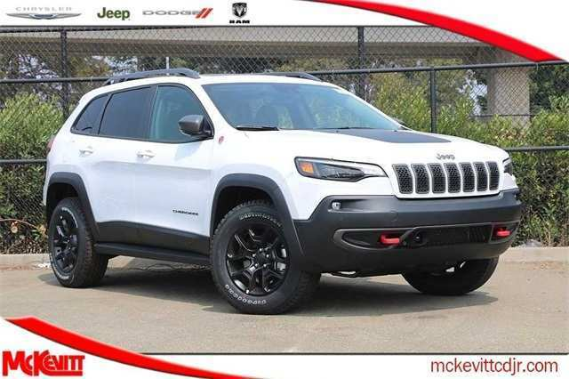 97 A 2019 Jeep Trail Hawk New Review