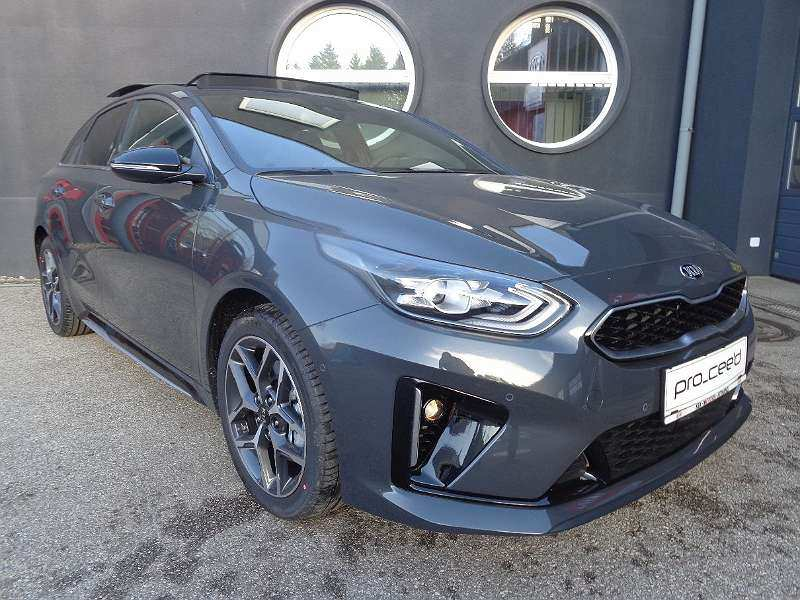 97 A 2019 Kia Gt Coupe Speed Test