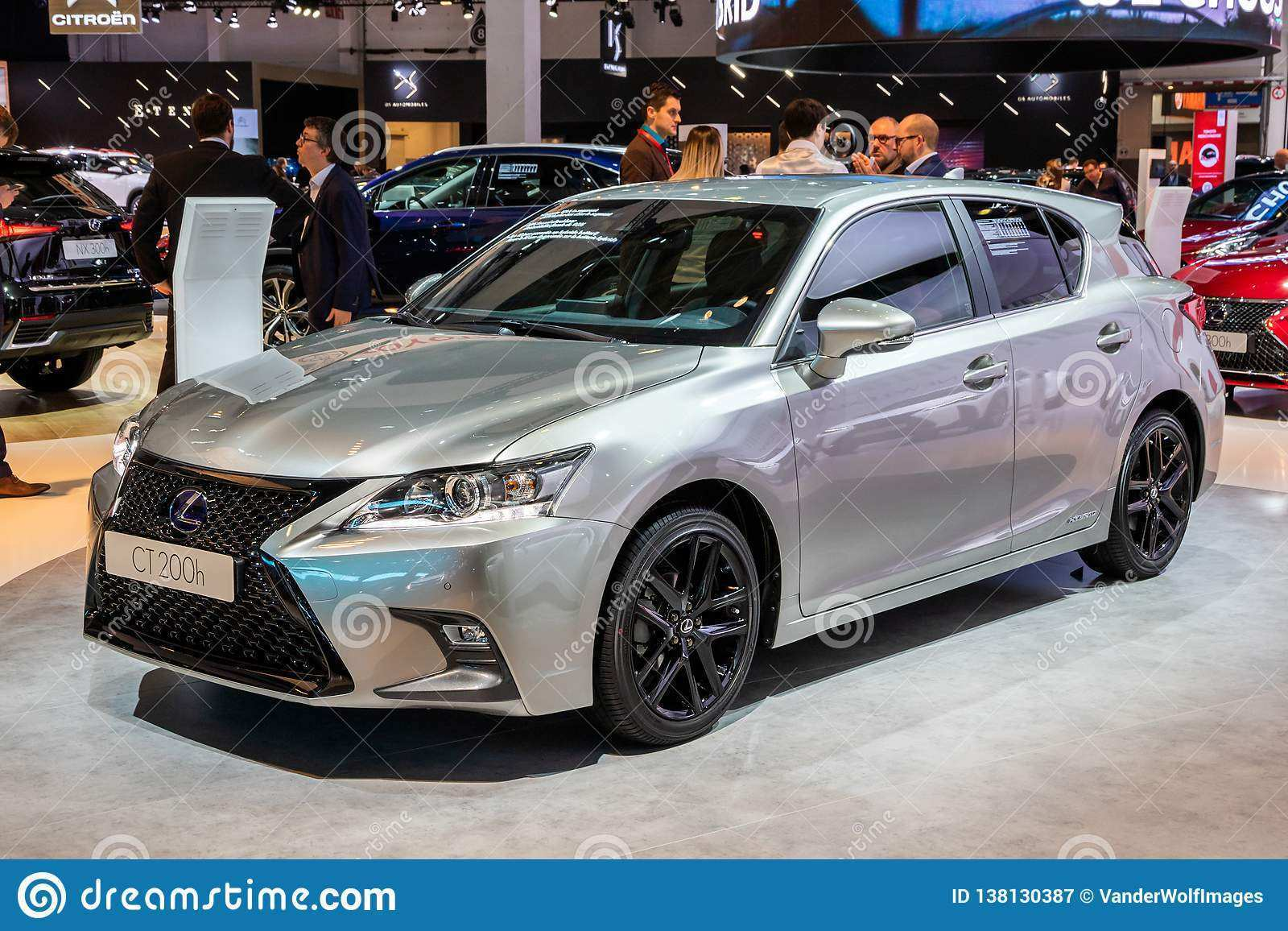 97 A 2019 Lexus CT 200h Research New