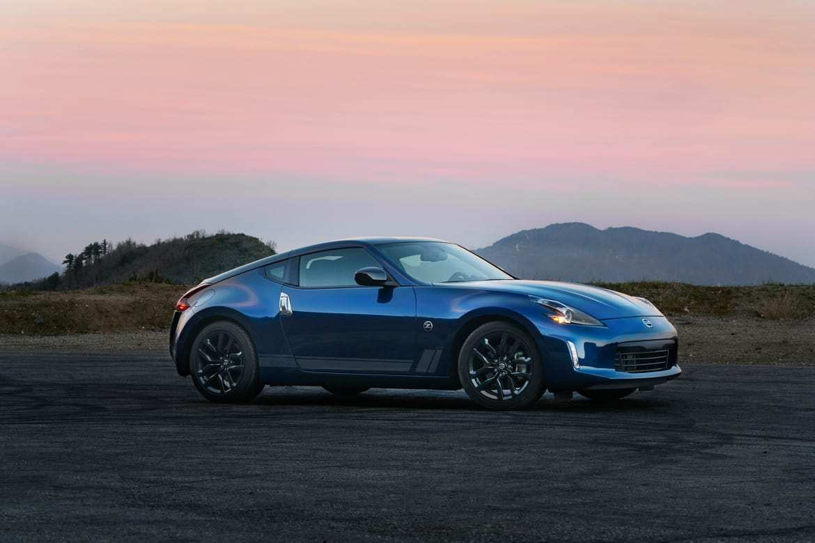 97 A 2019 Nissan 370Z Reviews