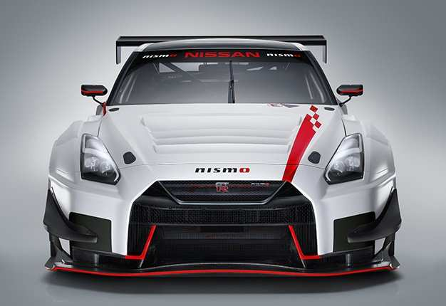 97 A 2019 Nissan Gt R Nismo Performance