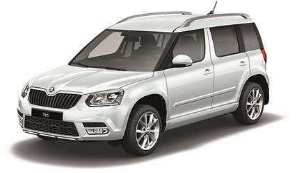 97 A 2019 Skoda Yeti Review And Release Date