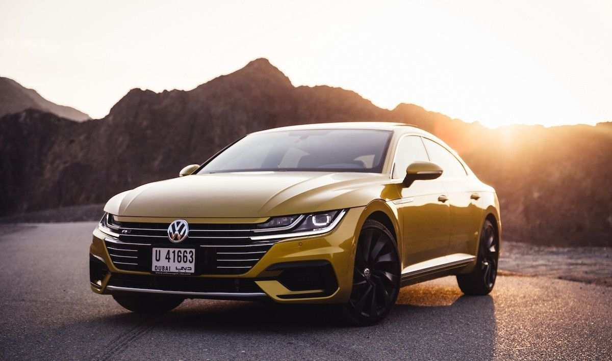 97 A 2019 The Next Generation VW Cc Performance And New Engine