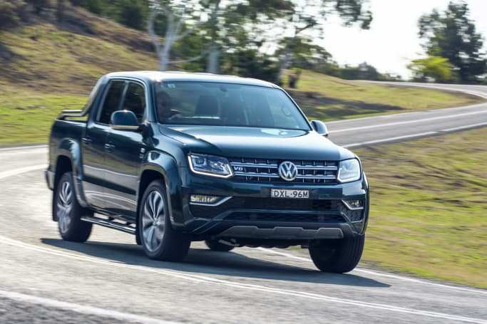 97 A 2019 VW Amarok Spesification