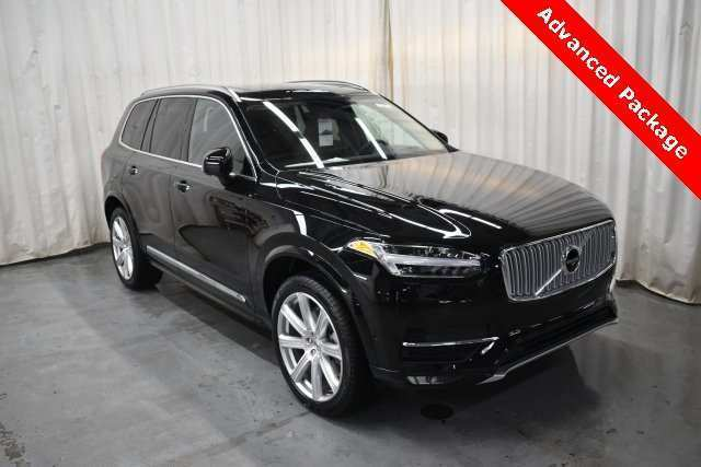 97 A 2019 Volvo XC90 Spy Shoot
