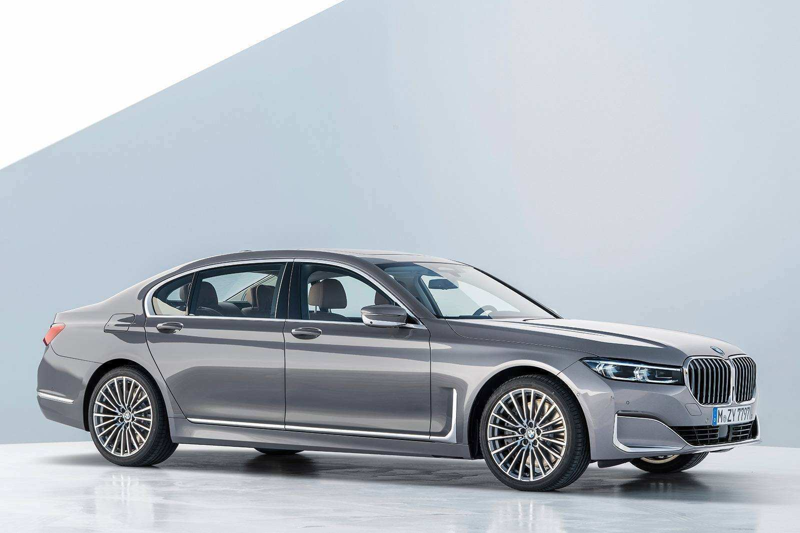 97 A 2020 BMW 7 Series Order Guide Concept
