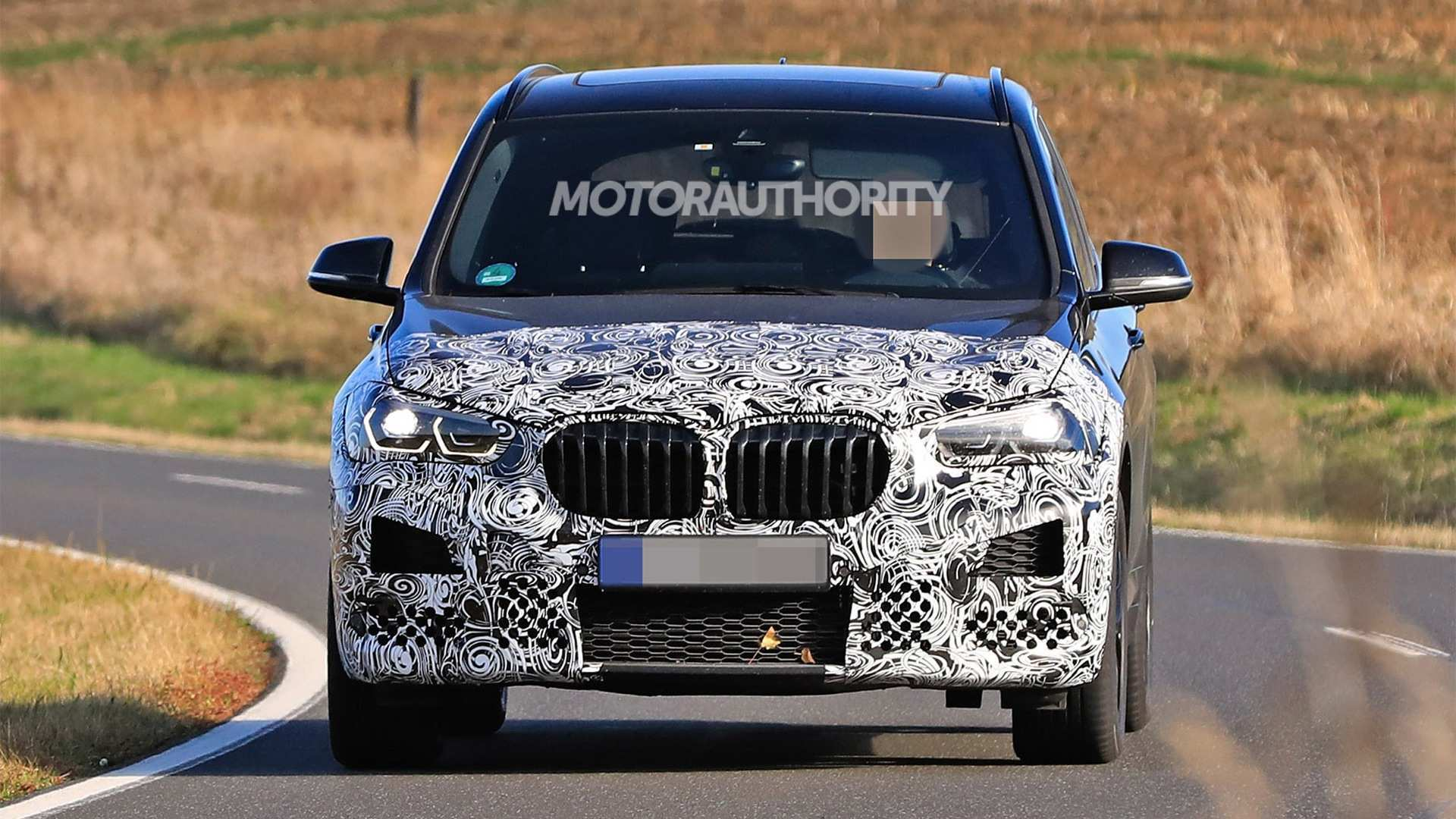 97 A 2020 BMW X1 Ratings