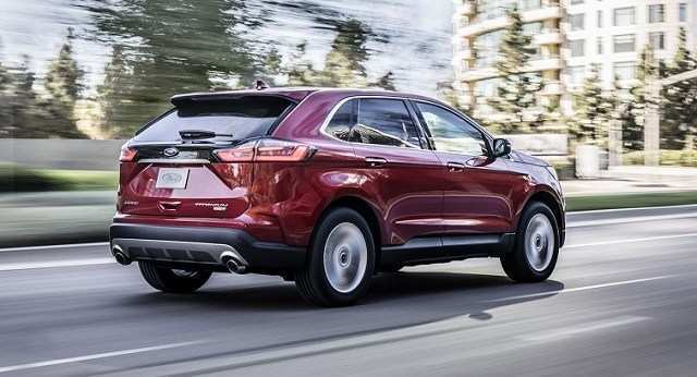 97 A 2020 Ford Edge Sport Specs