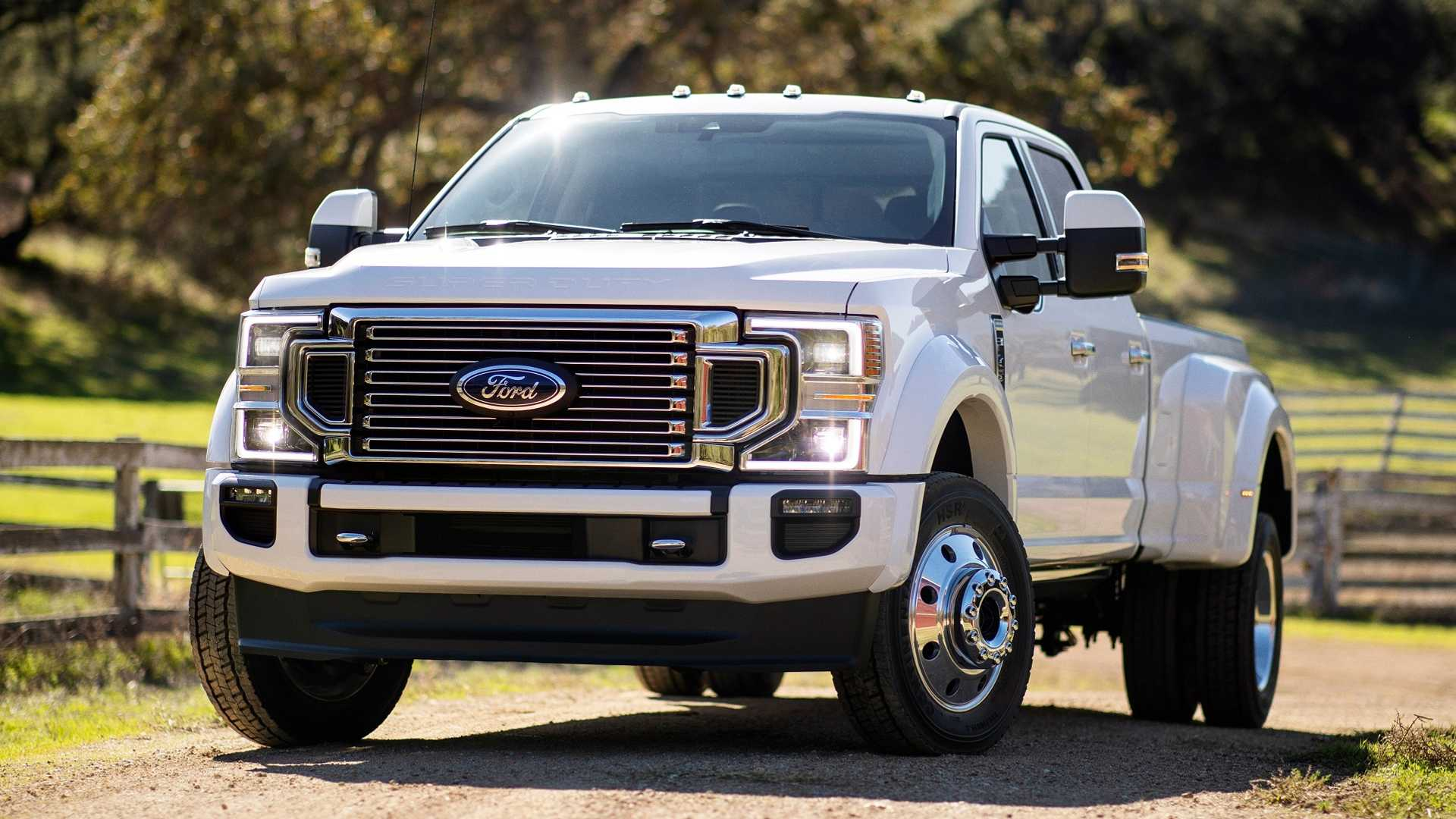 97 A 2020 Ford F250 Price And Review