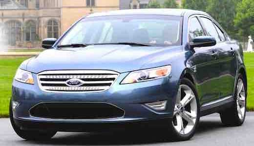 97 A 2020 Ford Taurus Price And Review