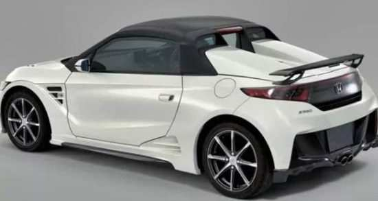 97 A 2020 Honda S660 Pictures
