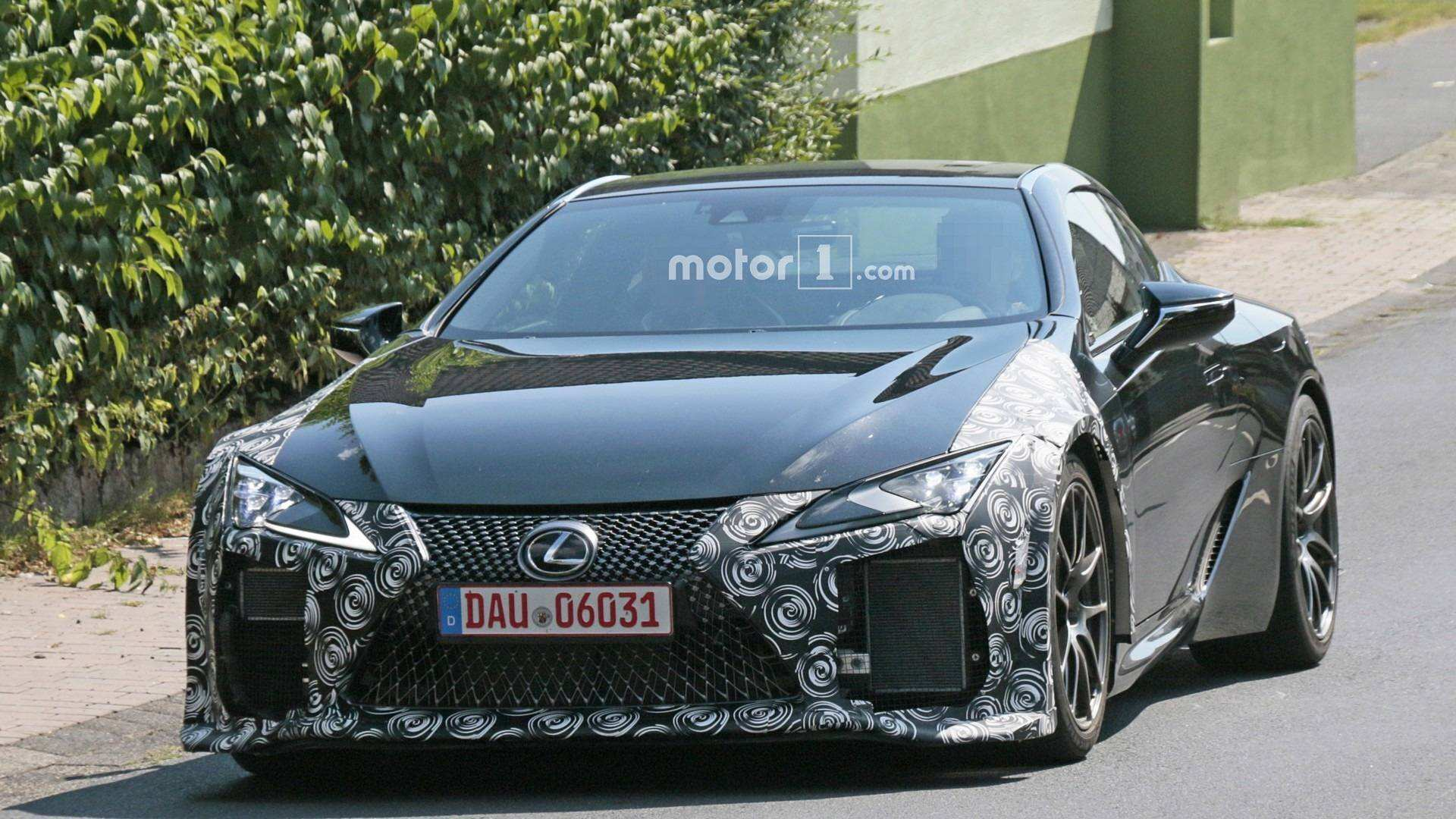 97 A 2020 Lexus LF LC Release Date And Concept