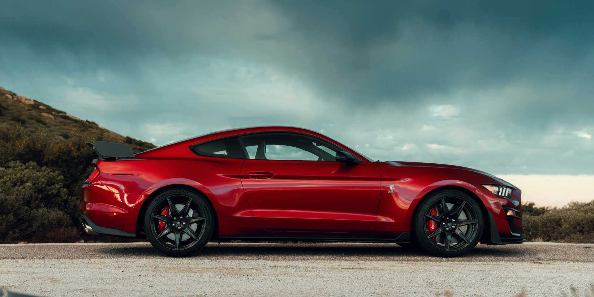 97 A 2020 Mustang Pictures