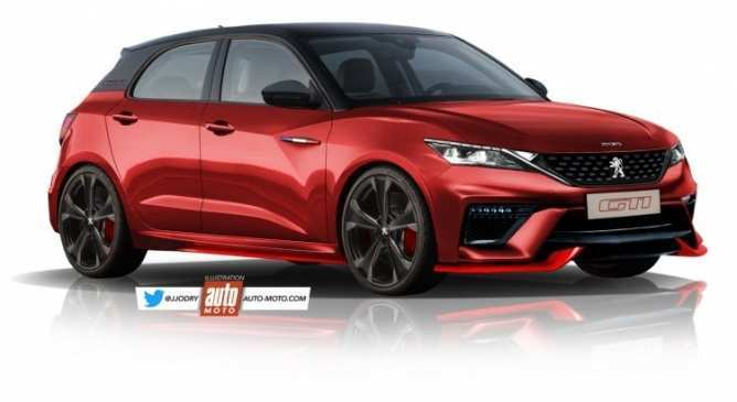 97 A 2020 Peugeot 308 Style