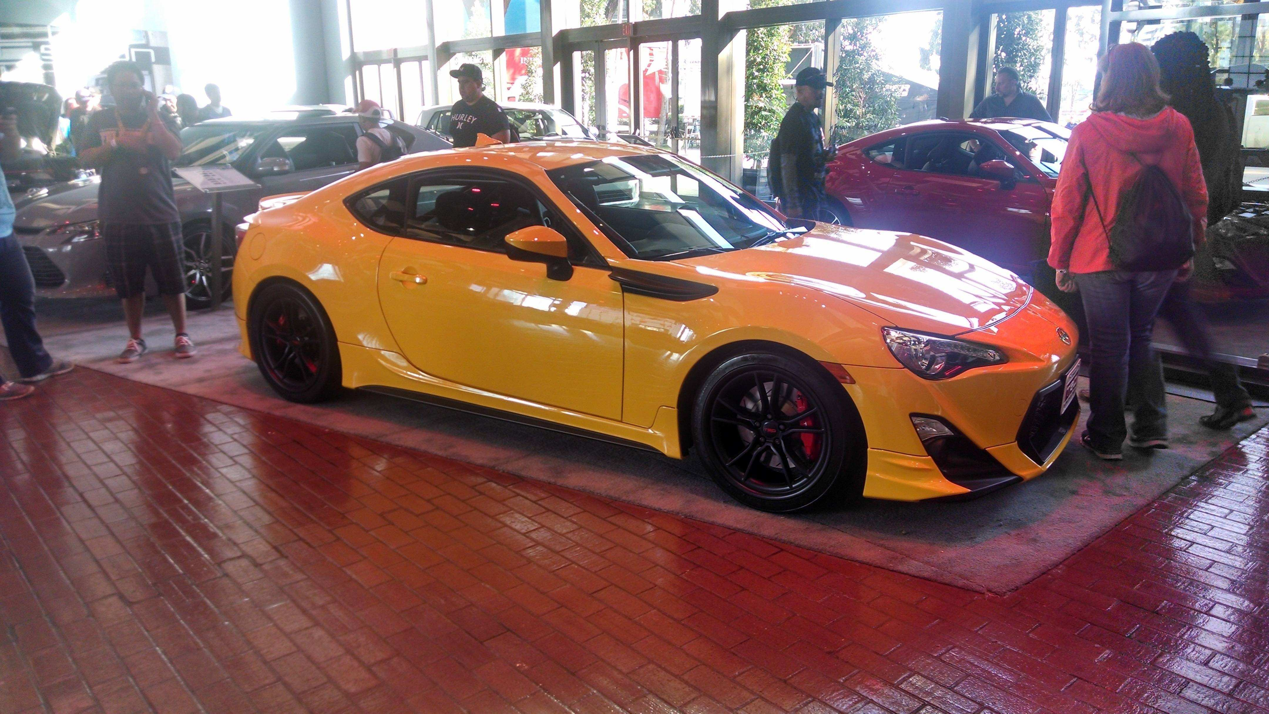 97 A 2020 Scion FR S Concept And Review
