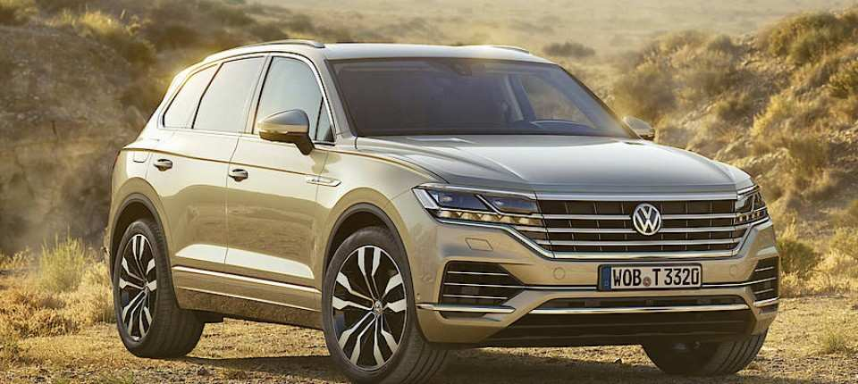 97 A 2020 Volkswagen Touareg Specs And Review