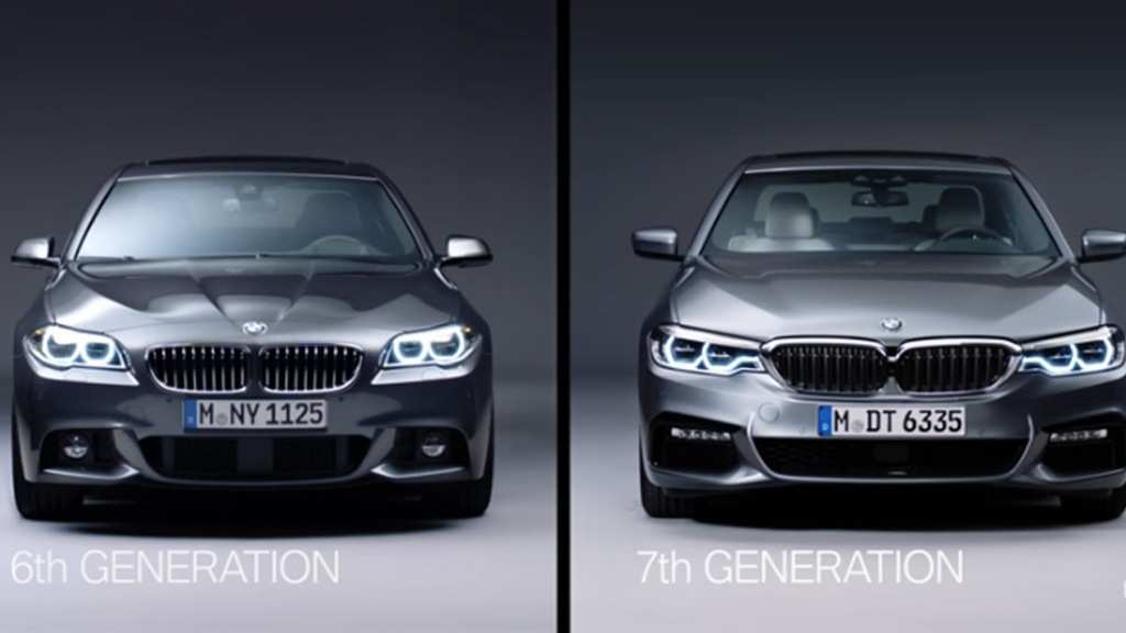 97 A BMW Series 5 2020 Release