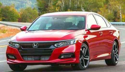 97 A Honda Accord Coupe 2020 Specs