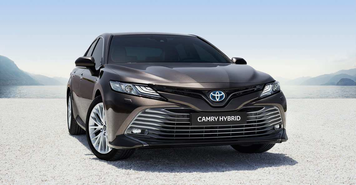 97 A Toyota Xle 2019 Ratings
