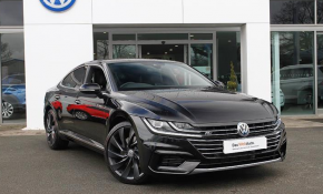 97 A Volkswagen Arteon R 2020 New Review