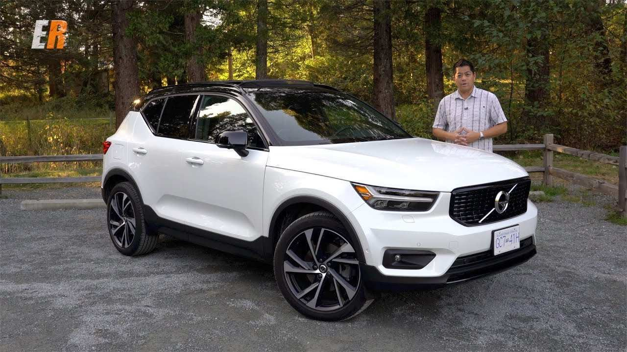 97 A Volvo 2019 Xc40 Review Spesification
