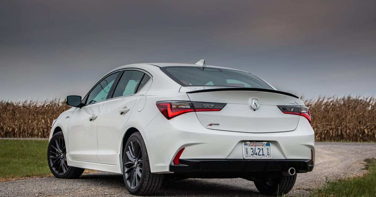97 All New 2019 Acura ILX Price And Release Date