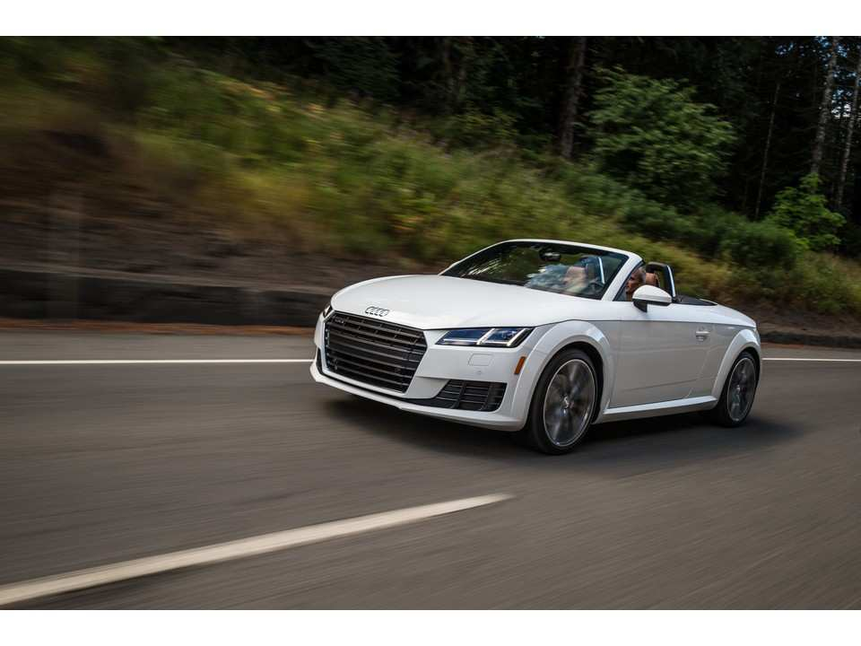 97 All New 2019 Audi TT Spesification