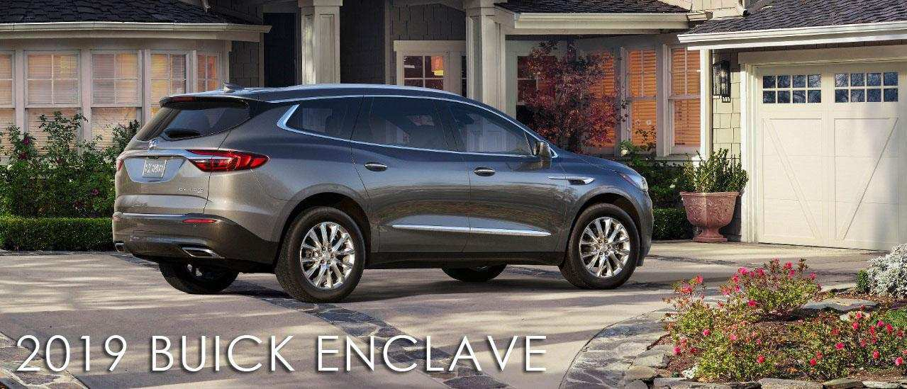 97 All New 2019 Buick Enclave Specs