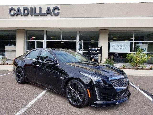 97 All New 2019 Cadillac CTS V Picture