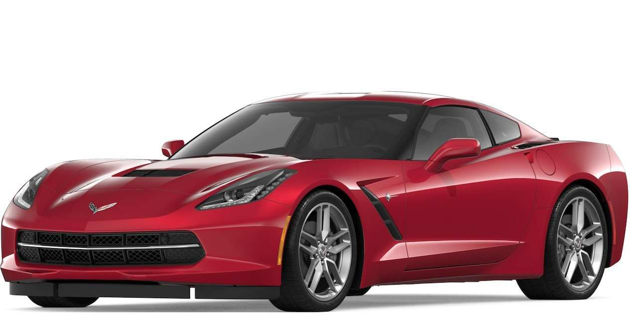 97 All New 2019 Corvette Stingray First Drive