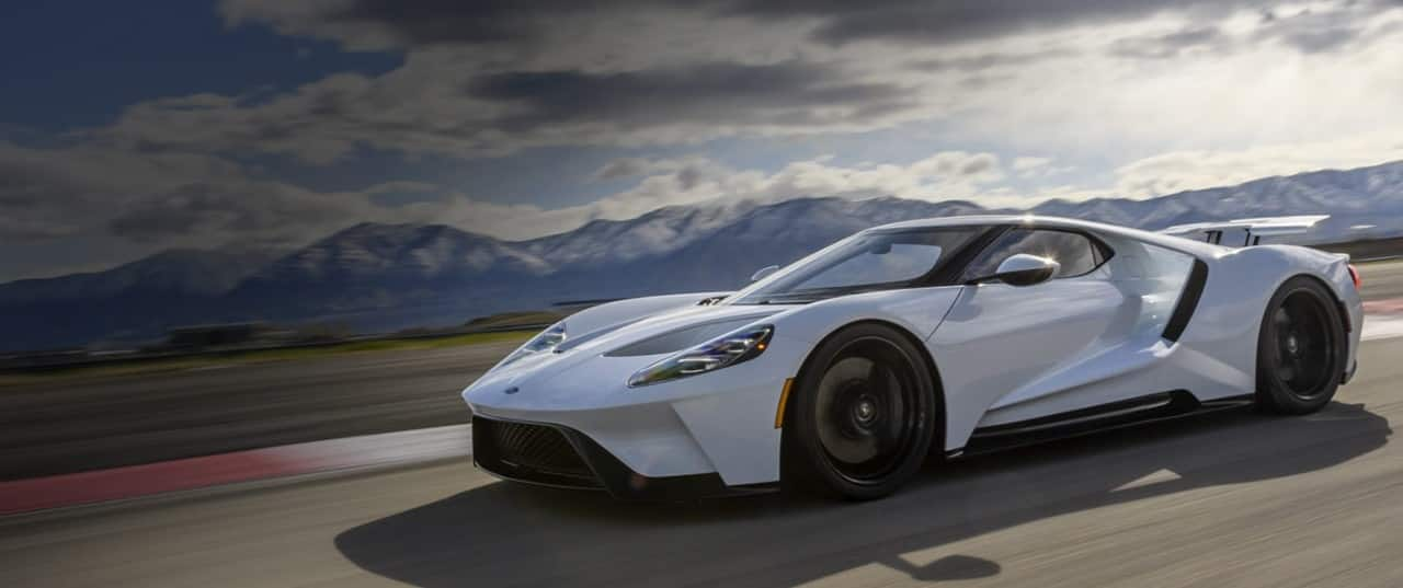 97 All New 2019 Ford GT Images