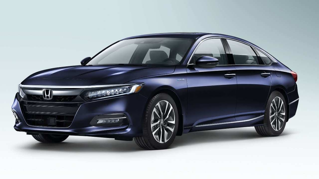 97 All New 2019 Honda Accord Hybrid New Model And Performance