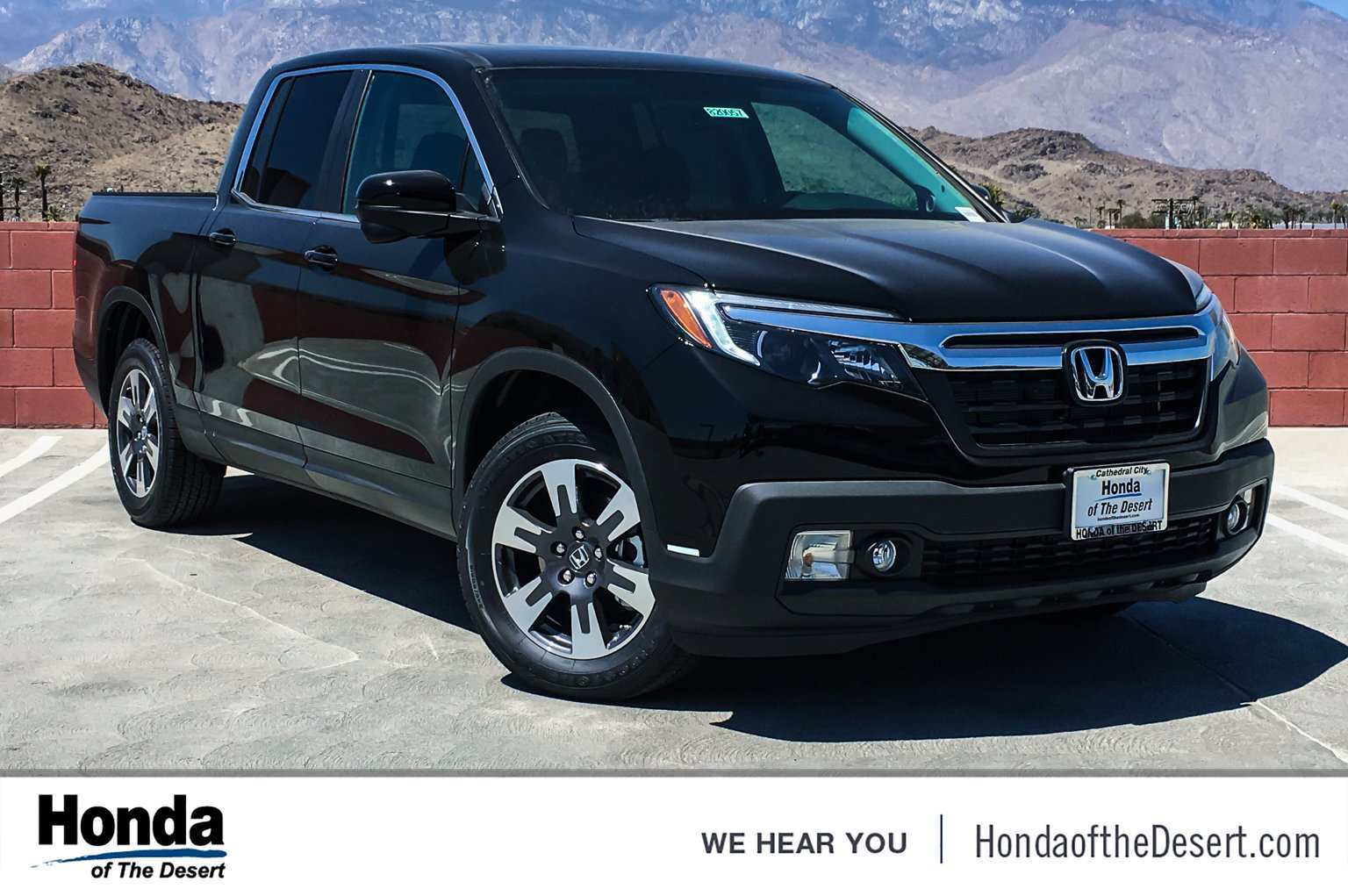 97 All New 2019 Honda Ridgeline Specs
