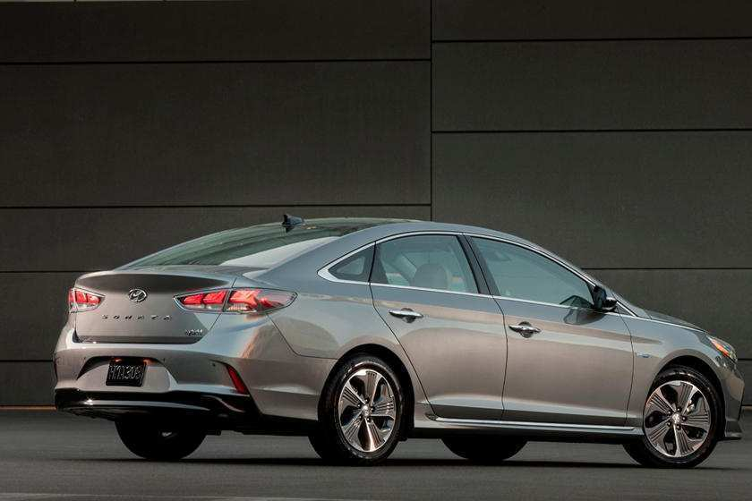 97 All New 2019 Hyundai Sonata Hybrid Sport Performance And New Engine