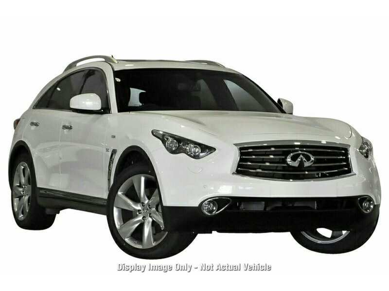 97 All New 2019 Infiniti QX70 Engine