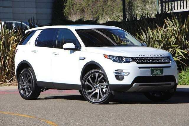 97 All New 2019 Land Rover Discovery Sport Redesign