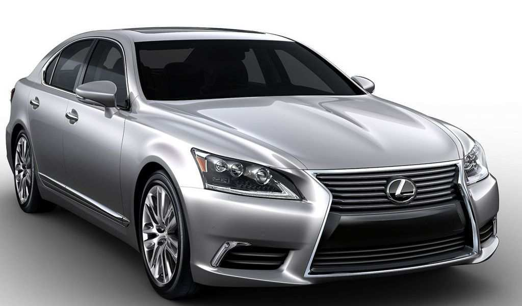 97 All New 2019 Lexus Ls 460 Redesign And Review