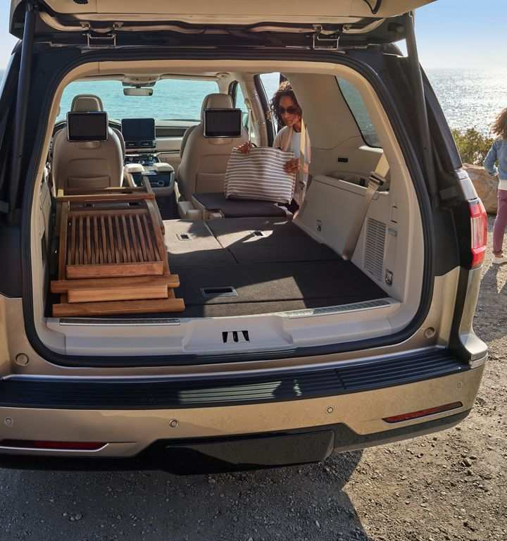 97 All New 2019 Lincoln Navigator History