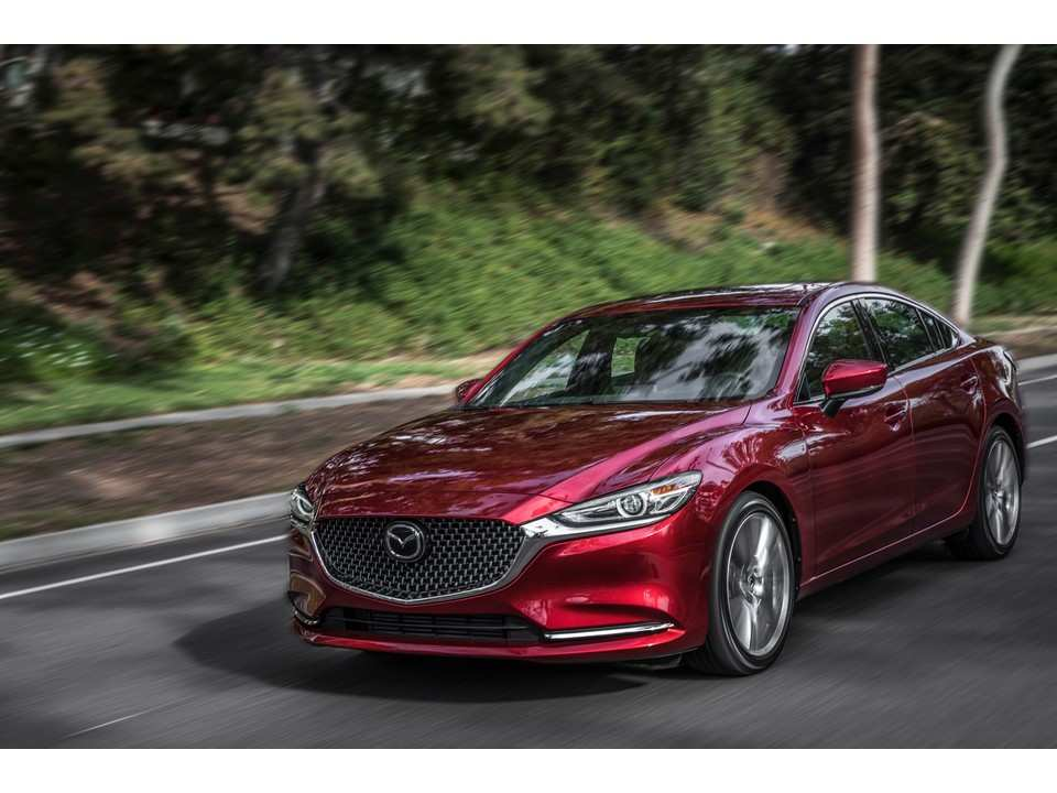 97 All New 2019 Mazda 6s Performance And New Engine